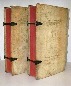 9) New clasps on books with old